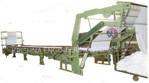 Open Batching Stenter Machine